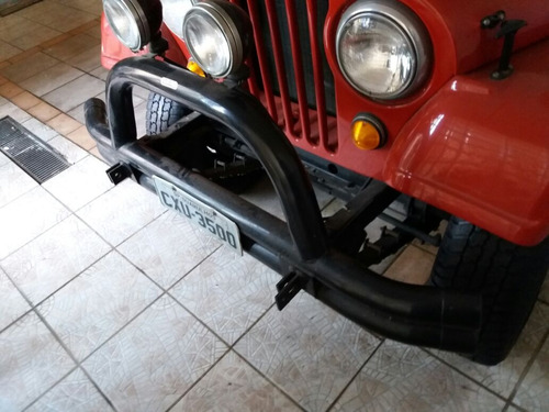 jeep willys ford 4x4 conversivel 76
