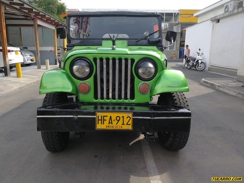 jeep willys j5
