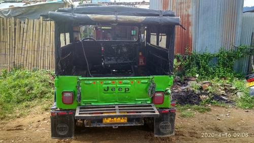 jeep willys j5