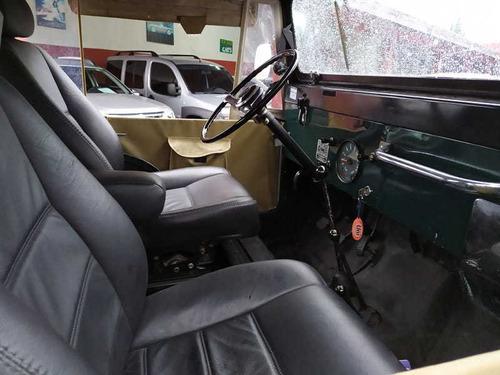 jeep willys jeep 4x4 1964