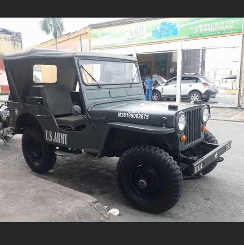 jeep willys minguerra