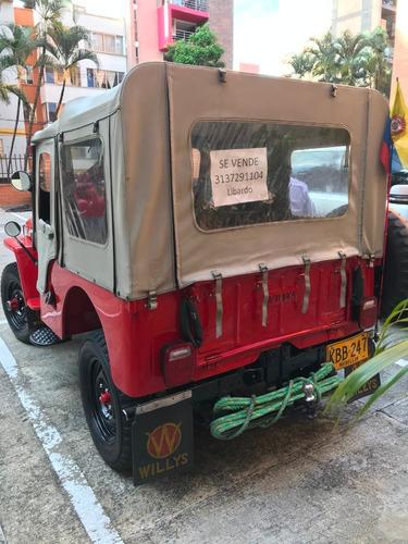 jeep willys modelo '51