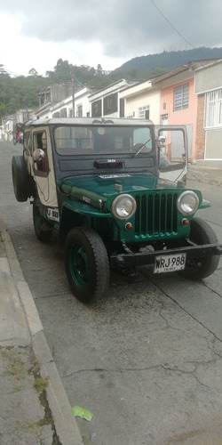 jeep willys modelo 52 1996