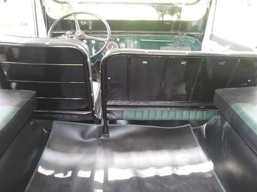 jeep willys modelo 53.......................................
