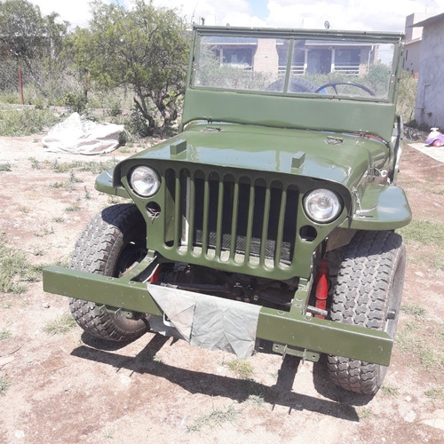 jeep willys modelo mb 1942
