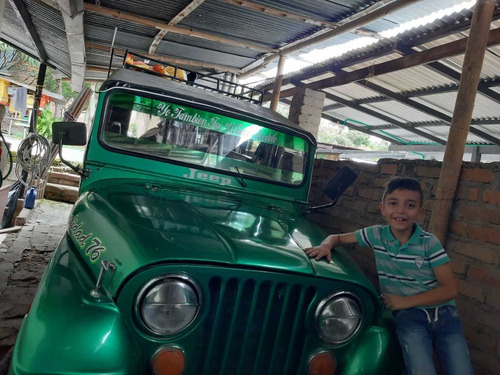 jeep willys original