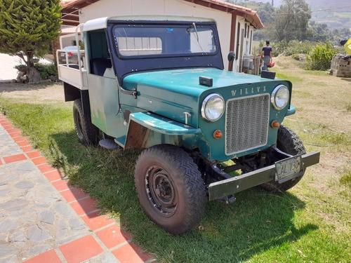 jeep willys pikup