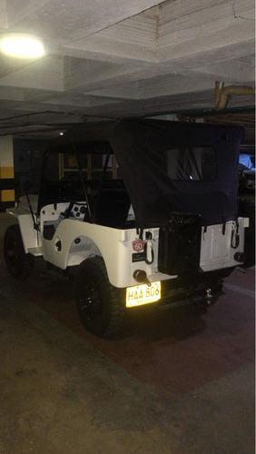 jeep willys tablita 52