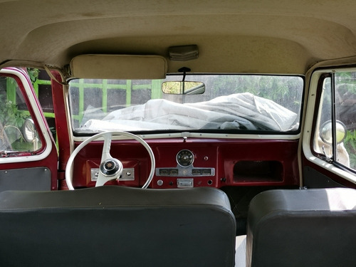 jeep willys  wagonner 1954