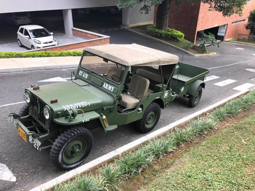 jeep willys willys
