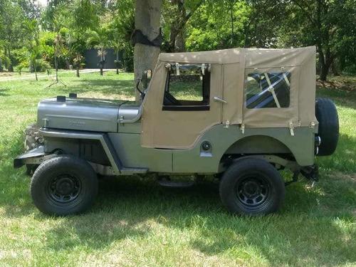 jeep willys willys mod 55