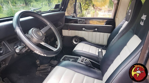 jeep wrangle 95 todo pagado