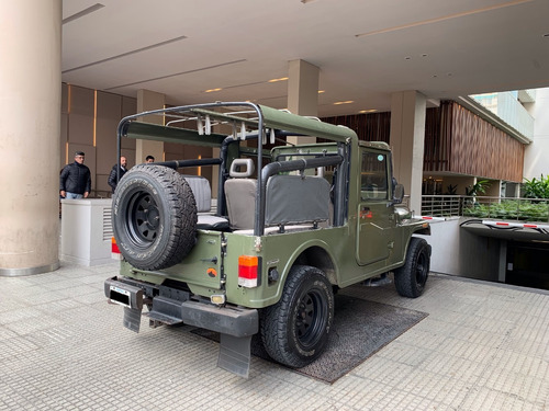 jeep wrangler 2.0 mm 540 dp mahindra