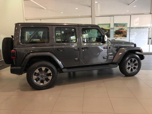 jeep wrangler 2.0 turbo gasolina unlimited overland 4p 4x4 a