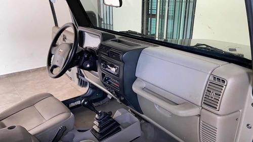 jeep wrangler 2006 x 6vel mt