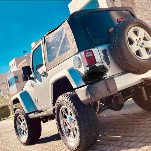 jeep wrangler 2010 3.8 rubicon 4x4 at