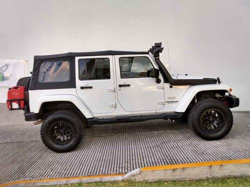 jeep wrangler 2015 unlimited sahara 4x4 v6/3.6 aut