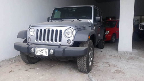 jeep wrangler 2016 3.6 v6 unlimited rubicon 4x4 at