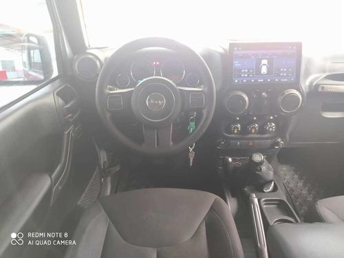 jeep wrangler 2016 sport mecanico 3.6