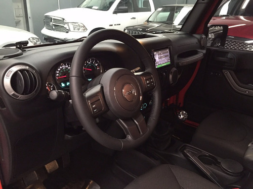 jeep wrangler 2017 sport 3.6 l atx