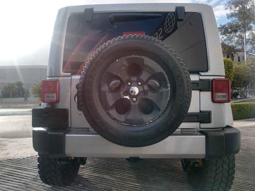 jeep wrangler 2018 5p unlimited jl sahara v6/3.6 aut