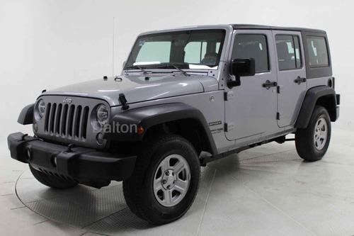 jeep wrangler 2018 6 cilindros