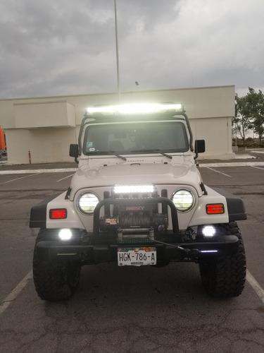 jeep wrangler 2.4 se techo duro mt 1999