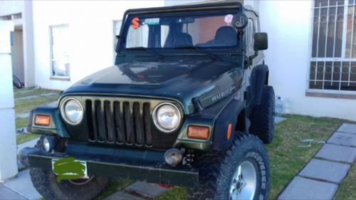 jeep wrangler 2.4 se techo lona mt 1997