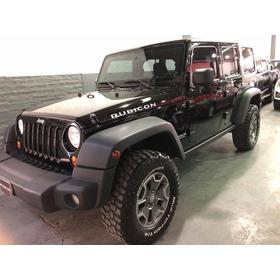 Jeep Wrangler 3.6 284hp Rubicon (unico En Su Estado) 2013