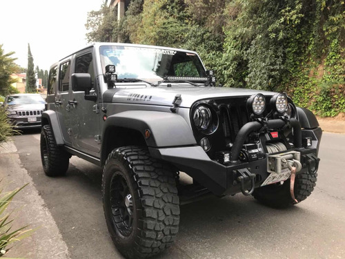 jeep wrangler 3.6 3p unlimited rubicon x 4x4 at 2014