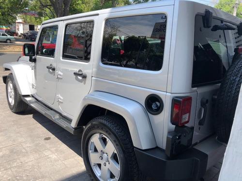 jeep wrangler 3.6 3p unlimited sahara 4x4 at 2012