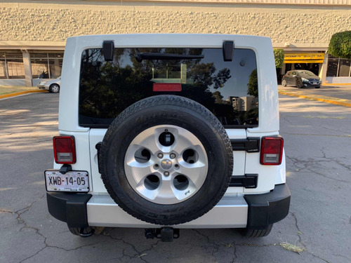 jeep wrangler 3.6 3p unlimited sahara mopar 4x4 at 2014