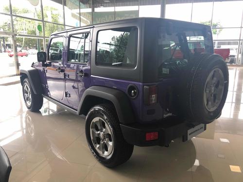 jeep wrangler 3.6 rubicon 284hp atx 2019 venta online