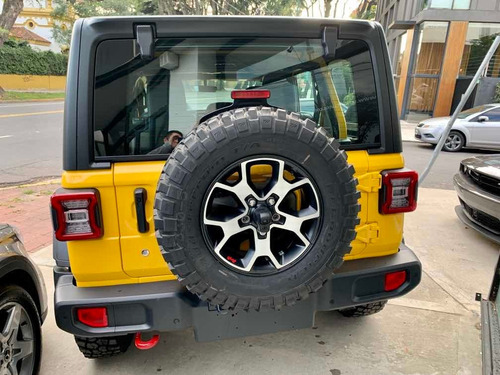 jeep wrangler 3.6 rubicon 284hp atx 2020