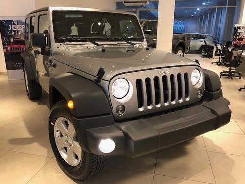 jeep wrangler 3.6 rubicon 284hp atx año 2019  hoy !!