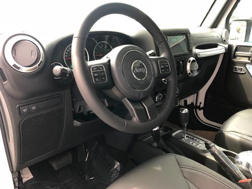 jeep wrangler 3.6 rubicon 284hp atx oportunidad sport cars