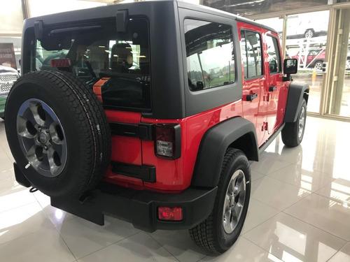 jeep wrangler 3.6 rubicon 284hp automático