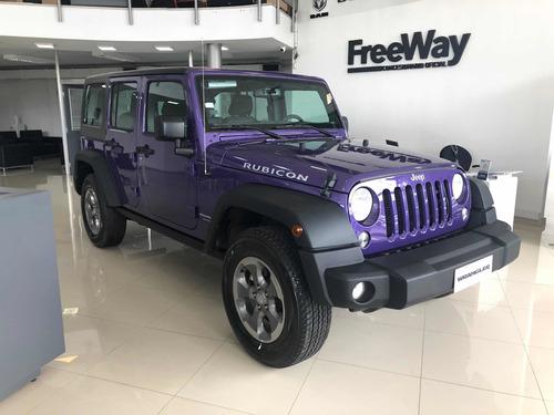 jeep wrangler 3.6 rubicon 284hp my 2019 venta online
