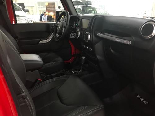 jeep wrangler 3.6 rubicon entrega inmediata