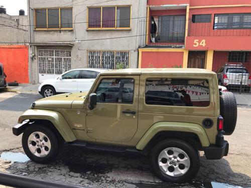 jeep wrangler 3.6 sahara 4x4 at 2013