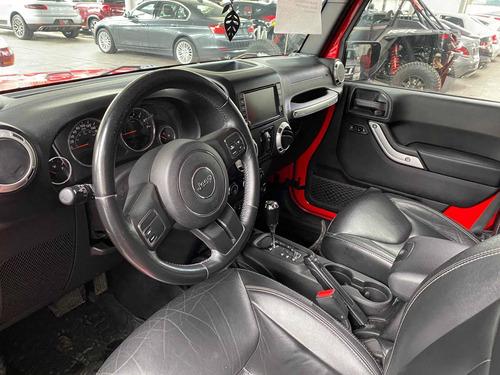 jeep wrangler 3.6 sahara 4x4 at 2015