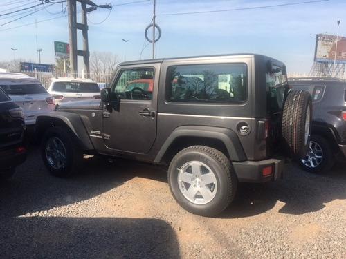 jeep wrangler 3.6 sport 284hp atx