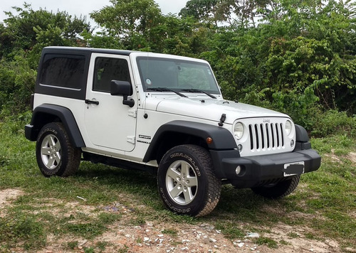 jeep wrangler 3.6 sport aut. 2p 2017