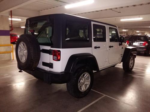 jeep wrangler 3.6 sport  impecable¡¡¡ todo pagado¡¡¡ l