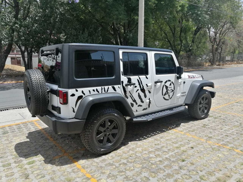 jeep wrangler 3.6 sport x 4x4 mt 2016