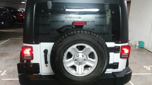 jeep wrangler 3.6 sport x 4x4 mt 2016++preciosa++