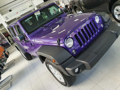 jeep wrangler 3.6 unlimited 284hp atx