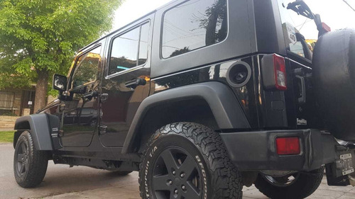 jeep wrangler 3.6 unlimited 284hp mtx 2011 impecable!!!!