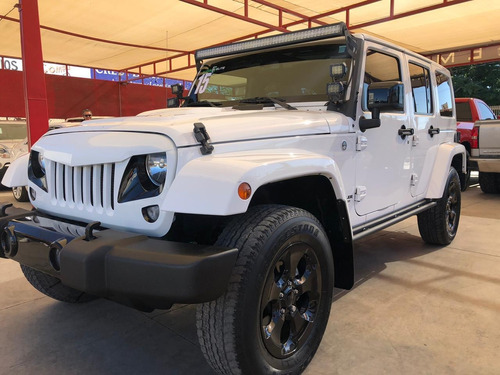 jeep wrangler 3.6 unlimited altitude 4x4 at 2015