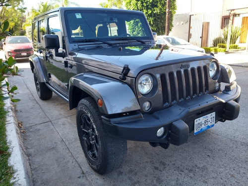 jeep wrangler 3.6 unlimited backcountry edition 4x4 at 2016